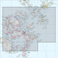 Edd Maps Os 1 50 000 Scale Landranger