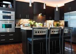 Small Kitchen With Dark Cabinets Dark Atmosphere Of Kitchen Cabinets Gallery For Website Small