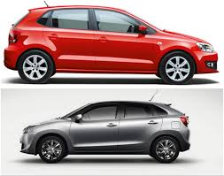 volkswagen polo 2016 red maruti suzuki baleno vs volkswagen polo price specification and