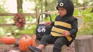 playful baby halloween costumes pottery barn kids youtube