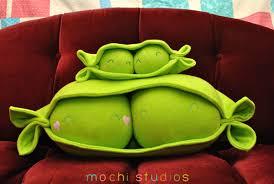 Two Peas In A Pod Ornament Pea Pod Search Results Mochi Studios