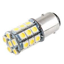 car brake light bulb 1157 led bulb dual function 27 smd led tower bay15d retrofit