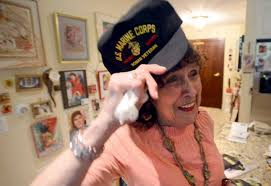 world war ii veteran has new outlook on her service after response