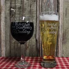 i survived my s wedding i survived my daughters wedding bola balloon wine glass pilsner