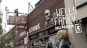 spirit halloween springfield ohio foy u0027s halloween store jaycees haunted house episode 13 the