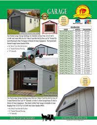 Mini Barns Michigan Catalog U2013 Storage Sheds U2013 Garages U2013 Shed U2013 Cedar Rock Barns