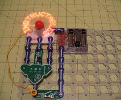 discover electronics with snap circuits arcade a review 3 steps