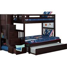 Bunk Beds Twin Over Full With Desk Modern Twin Over Full Bunk Loft Beds Allmodern