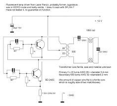 fluorescent lights enchanting fluorescent light circuit diagram