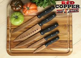 kitchens knives 14 best copper knife set images on pinterest knife sets home