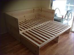 furniture wonderful metal futon sofa bed with mattress low futon