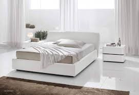 White Leather Bedroom Furniture Modern White Crocodile Leather Bedroom Set Idaho 6 599 00
