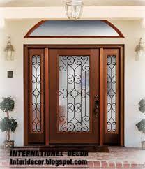 Glass Insert Doors Interior Italian Wrought Iron Glass Door Inserts For Modern Houses