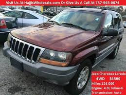 jeep grand cherokees for sale 2000 jeep grand for sale carsforsale com