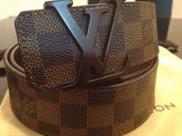 sold used louis vuitton belt for sale