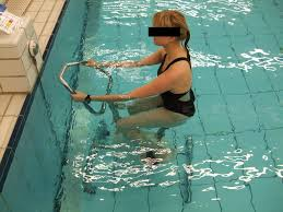 effect of aqua cycling on pain and physical functioning compared