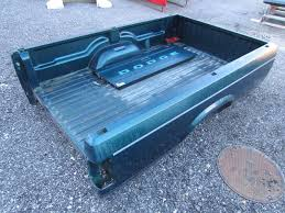 dodge truck beds for sale 87 96 dodge dakota 8 green truck bed middlebury in