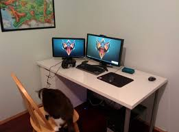 Corner Gaming Computer Desk by Desks Desk With Drawers Cheap Walmart Corner Desk Gaming