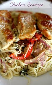 chicken scampi recipe chicken scampi recipe chicken scampi