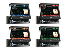 1din mobile media station alpine iva d511r iva d511rb