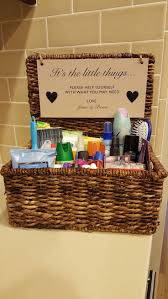 wedding bathroom basket ideas awesome wedding bathroom basket ideas contemporary styles