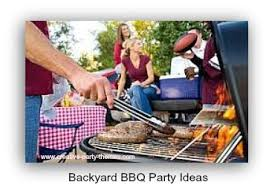 Bbq Party Decorations A Backyard Barbecue Party Bbq Party Ideas