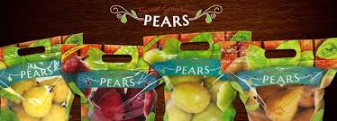 gourmet pears cmi launching new sweet gourmet pears pouch bags nationwide and