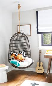 trendspotting hanging chairs are swinging into kids design
