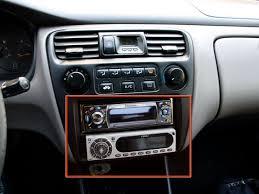 2002 honda civic radio disassembling 1998 2002 honda accord stereo unit 1998 1999