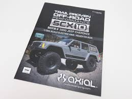 axial scx10 ii owners manual instruction manual ax90047 discount