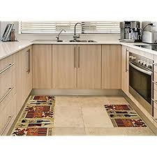 Kitchen Scatter Rugs Amazon Com Mohawk Home New Wave Wine And Glasses Printed Rug 3