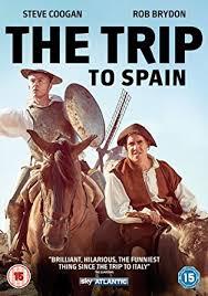 Seeking Uk Air Date The Trip To Spain Dvd 2017 Co Uk Steve Coogan Rob