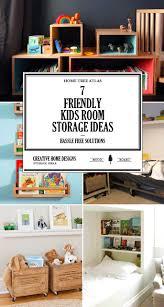 kids storage ideas 7 friendly kids room storage ideas home tree atlas