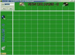 partysoftware com superbowl squares football squares pool box