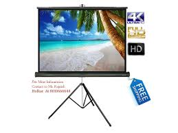 projection screens amazon com projection screens buy projection screens online at best prices