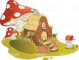 the fairy tale house stock vector art 165754315 istock