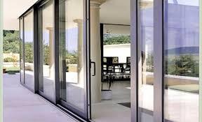 Standard Size Patio Door by Double Sliding Glass Doors Best 25 Double Sliding Doors Ideas On