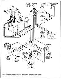 starter wiring diagram mercruiser wiring diagram and schematic