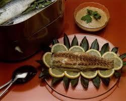 recette cuisine vapeur recette mulet à la vapeur au laurier