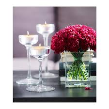 Ikea Vases Canada Set The Mood With Blomster Candle Holders Elegant And Designed To