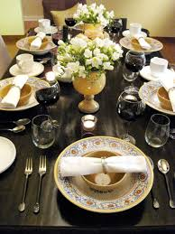 rustic table setting ideas interior design ideas