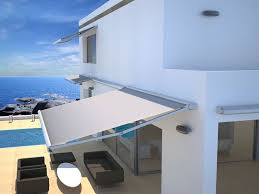 Retractable Porch Awnings Beat The New Mexican Heat This Summer With Retractable Awnings