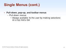 Pop A Top Bar Se 204 Ies 506 U2013 Human Computer Interaction Ppt Video Online