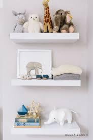 baby on the shelf best 25 nursery shelves ideas on nursery shelving