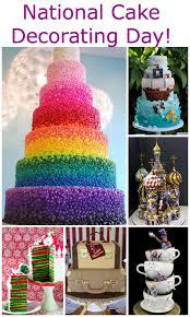 Cake Decorators National Cake Decorating Day 10 Ridiculously Amazing Cakes
