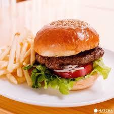 fast food cuisine อาหารฟาสต ฟ ดแสนภาคภ ม ใจของญ ป น matcha เว บไซต แม กกาซ น