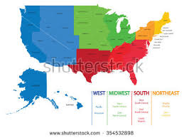 northeast map of us northeast stock images royalty free images vectors