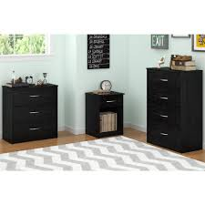 Bedroom Furniture Black Mainstays 4 Drawer Dresser Multiple Finishes Walmart Com