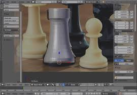 Home Design 3d Iphone Tutorial Blender Tutorial Creating A Chess Piece For 3d Printing 3d