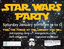 star wars party oak bluffs public library